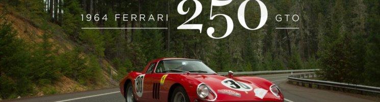 Carporn inklusive Ohrgasmus zum Wochenende: Ferrari 250 GTO im Video