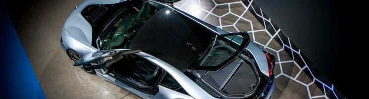 Und doch Erster: BMW liefert erste i8 mit Laserlicht aus
