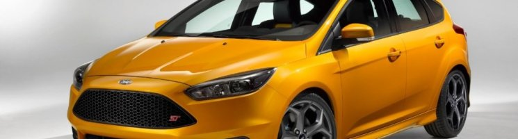 Facelift: 2015 Ford Focus ST jetzt auch mit Dieselmotor!
