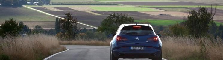 Hot Hatch Rüsselsheim-Style: Opel Astra OPC Fahrbericht