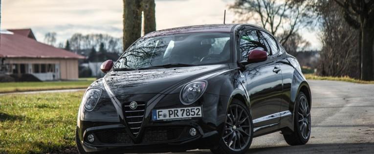 Heißer Flitzer, extrascharf: Alfa Romeo MiTo SBK QV Fahrbericht