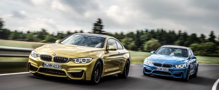 Sechs sind genug Sex: BMW M3 und M4 im Fahrbericht