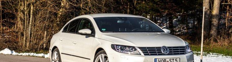Der Passat, der auch sportlich kann: VW CC 3.6 V6 4MOTION Fahrbericht