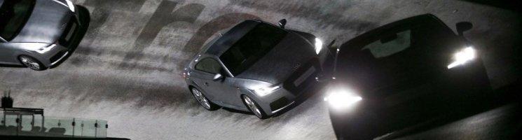 Der neue Audi TT – Audi TT 360° in Frankfurt | Anzeige
