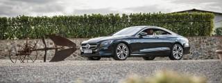 Weil immer noch was geht: Mercedes-Benz S-Klasse Coupé S 500 Fahrbericht