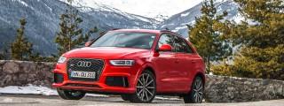 Wintersport Teil 1: Audi RS Q3 2.5 TFSI im Fahrbericht
