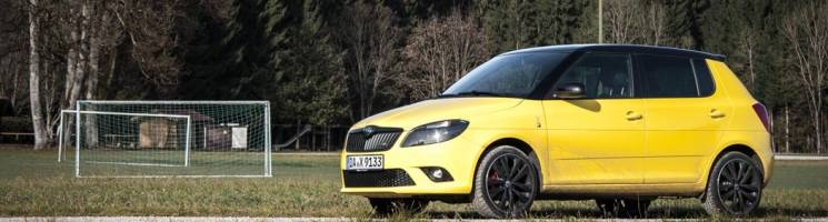 It's all in the Detail: praktische Kleverheiten im Škoda Fabia RS