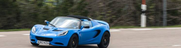Add more Lightness: Lotus Elise S Club Racer Fahrbericht