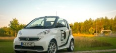 Fahrbericht: smart fortwo electric drive