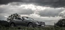 Fahrbericht: Mercedes-Benz SLK 350 BlueEFFICIENCY