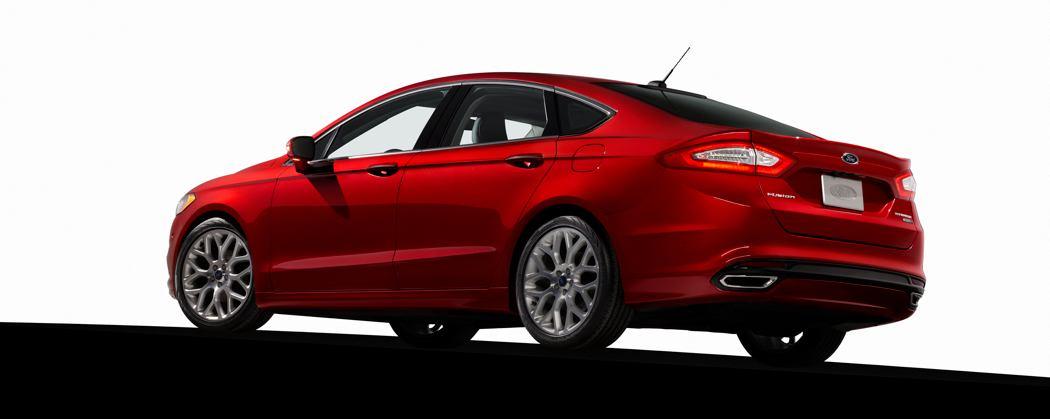 detroit auto show 2012 startet neuer ford mondeo als erstes highlight passion driving. Black Bedroom Furniture Sets. Home Design Ideas