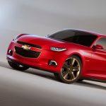 Chevrolet Code 130R Konzept Frontansicht