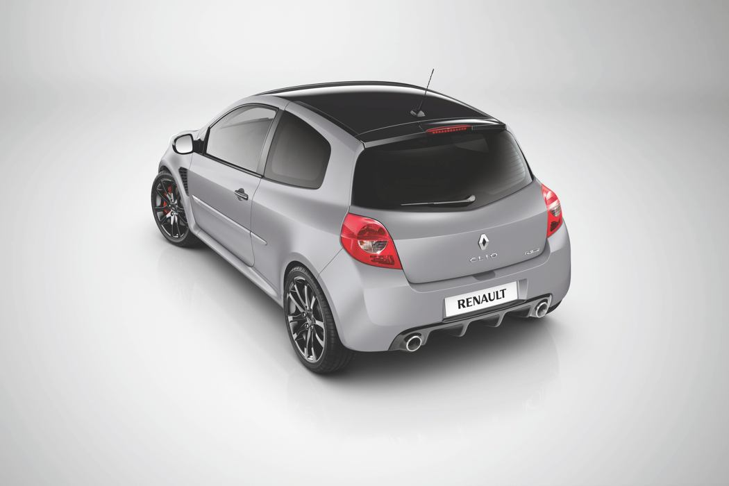 tr s bonne renault clio r s sport auto edition kommt passion driving. Black Bedroom Furniture Sets. Home Design Ideas