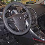 Opel Astra GTC Innenraum