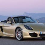 Porsche Boxster 2012 Frontansicht