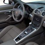 Porsche Boxster 2012 Innenraum