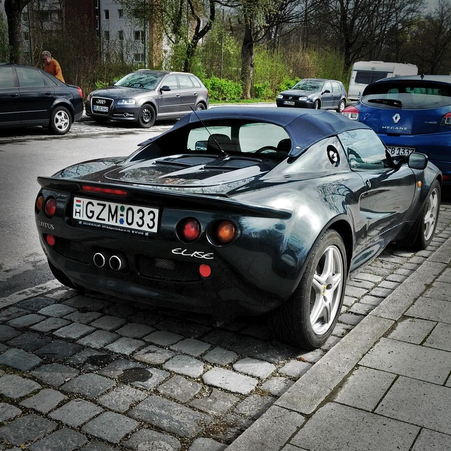 erwischt ein kindheitstraum lotus elise mk1 passion driving. Black Bedroom Furniture Sets. Home Design Ideas