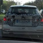 BMW 3er F31 Touring Erlkönig