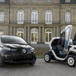Renault Zoe und Renault Twizy