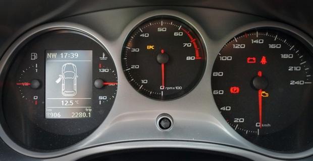 Seat Leon 1.4 TSI Instrumente