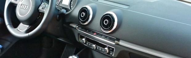 Audi A3 (8V) Innenraum