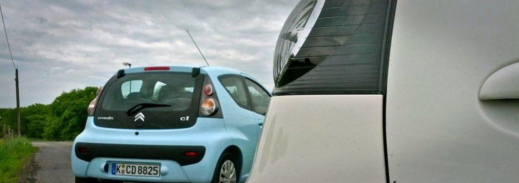 Citroën C1 Teaser