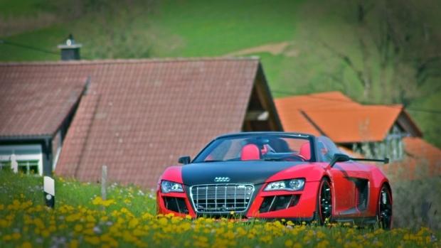 ABT Audi R8 GTS V10