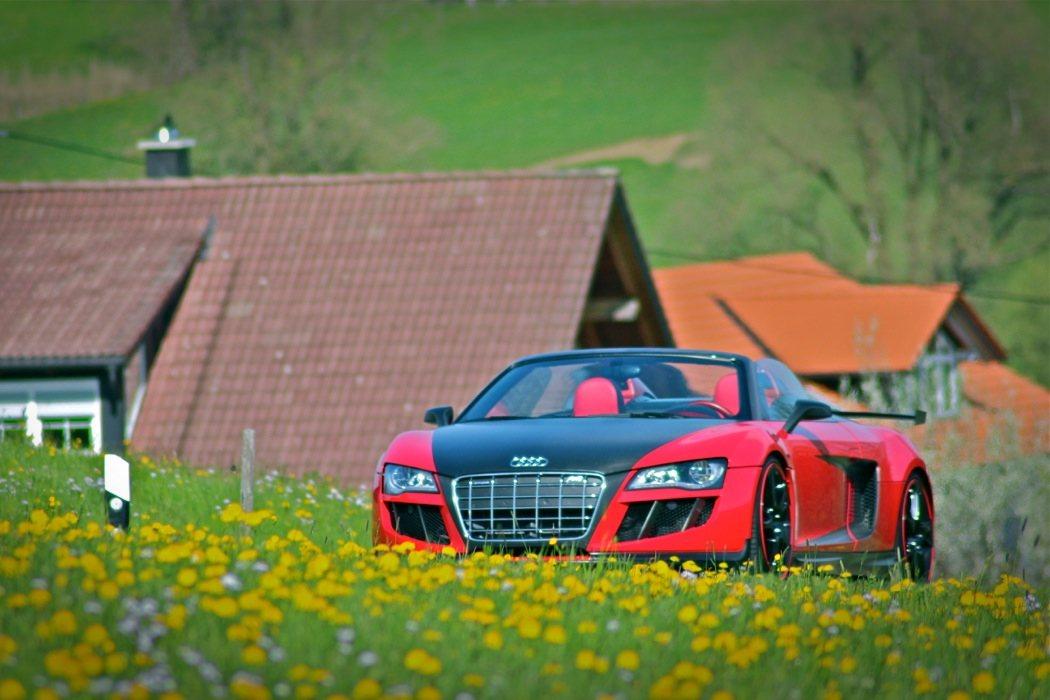ABT Audi R8 GTS Sypder V10
