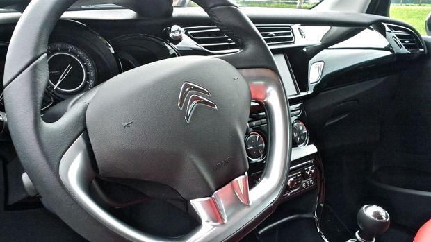 "Citroën C3 ""Red Block"" Innenraum"