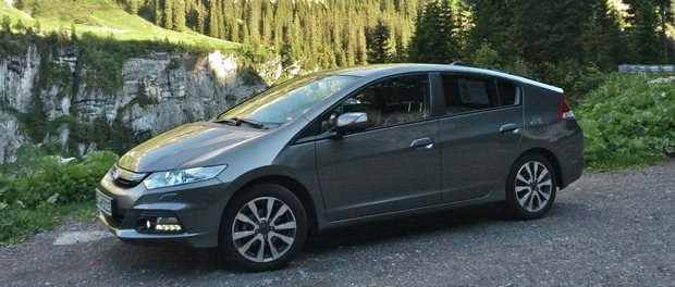 Honda Insight Aussenansicht