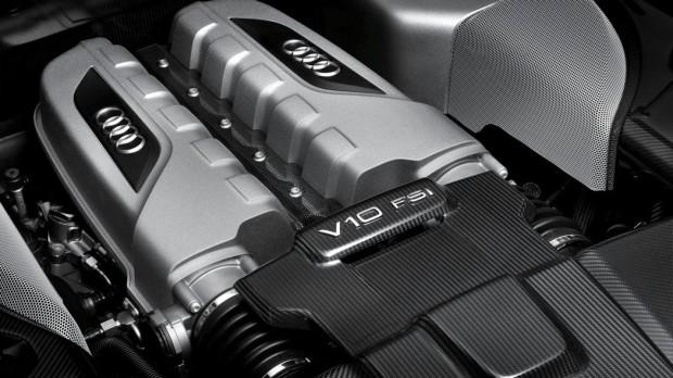 Audi R8 V10 Motor
