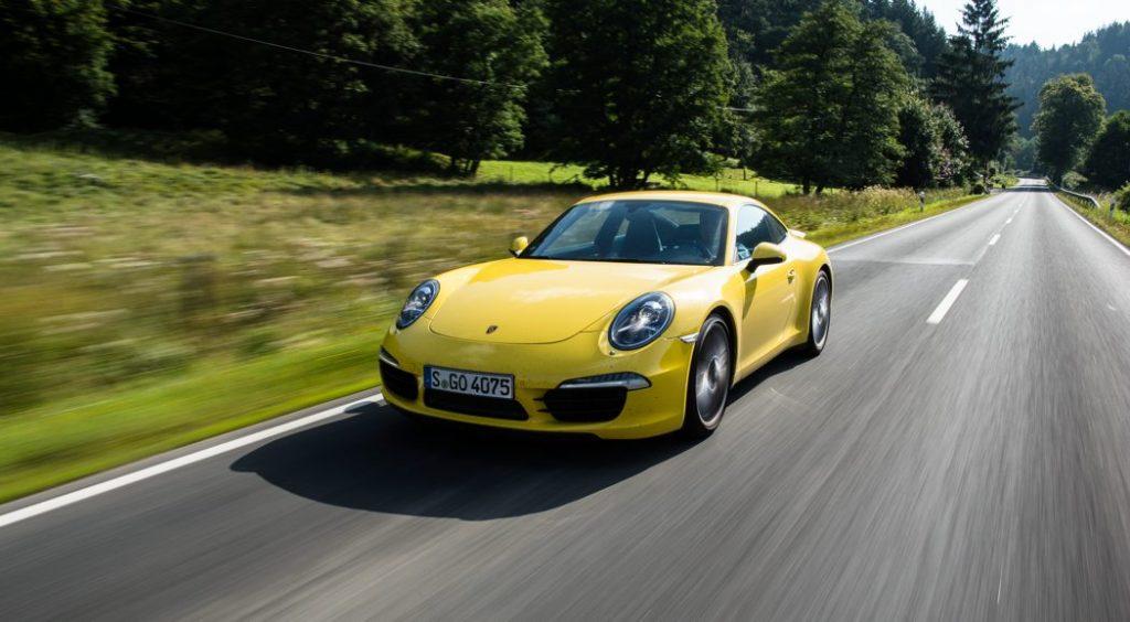 Porsche 911 Carrera S - Foto © Teymur Madjderey / icedsoul.de