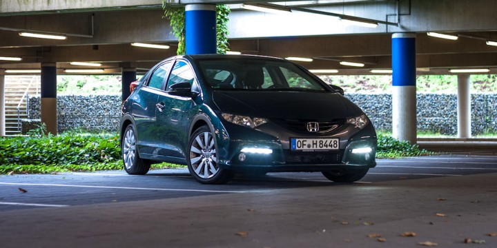 Honda Civic 1.8 Sport Testwagen