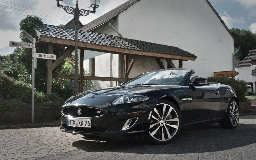 Jaguar XKR Titelbild