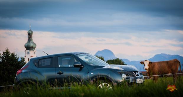 Nissan Juke TEKNA DIG-T 4x4