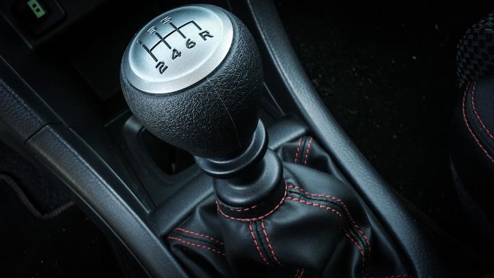 Suzuki Swift Sport Schaltknauf