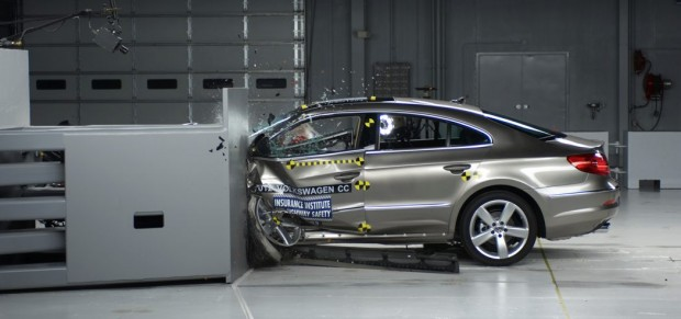VW CC Crashtest