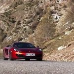 Ein Supercar-Roadtrip im McLaren MP4-12C