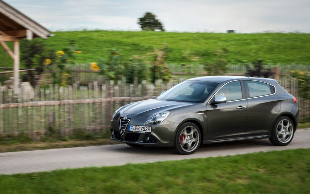 Alfa Romeo Giulietta JTDM 2.0 TCT