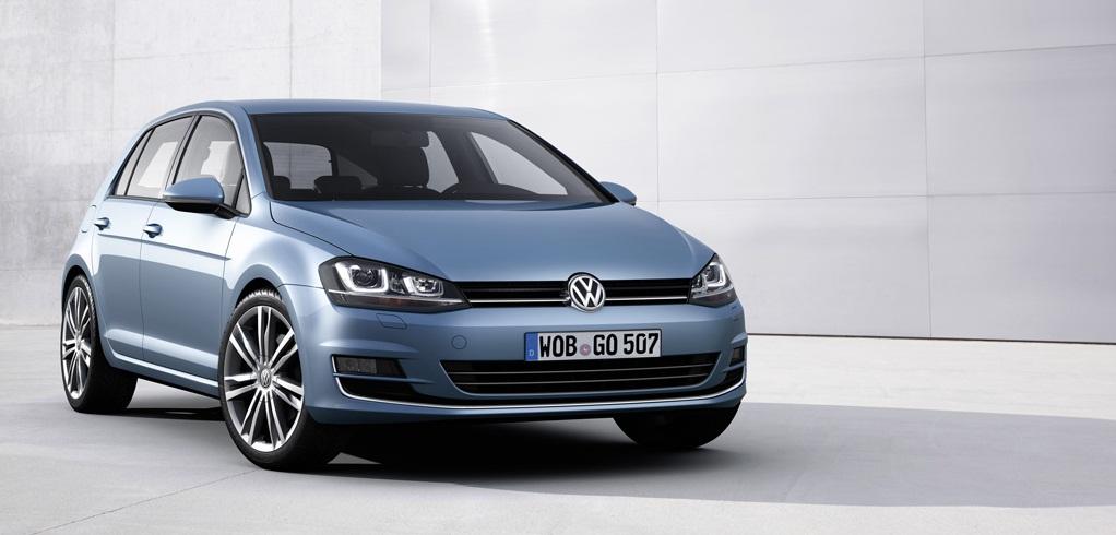 Der neue VW Golf 7