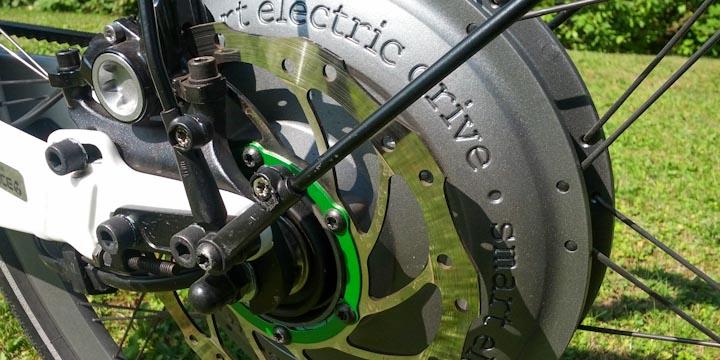 smart ebike Elektromotor