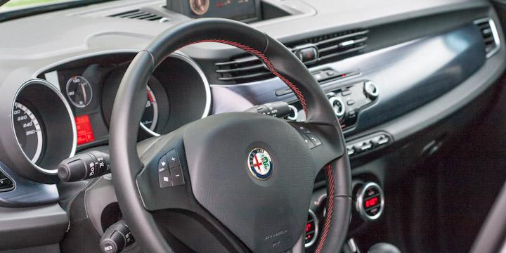 Alfa Romeo Giulietta 2.0 JTDM 16V TCT
