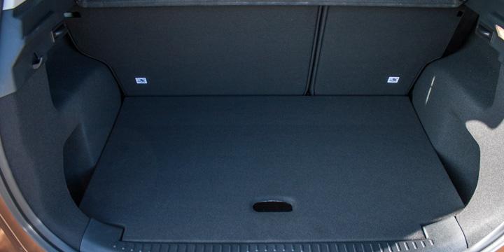 Ford B-MAX Kofferraum