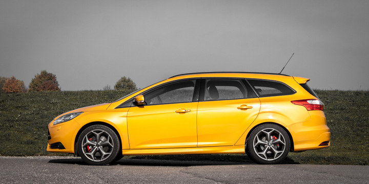 ersteindruck ford focus st mk3 passion driving. Black Bedroom Furniture Sets. Home Design Ideas