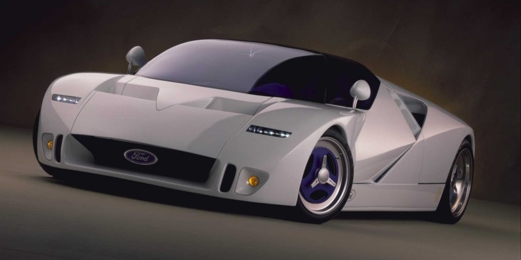 Ford GT90 Concept Car