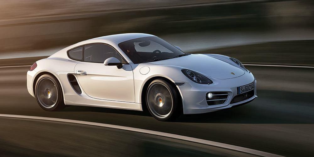 Porsche Cayman 981