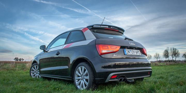 Audi A1 S Line 1.4 TFSI S tronic