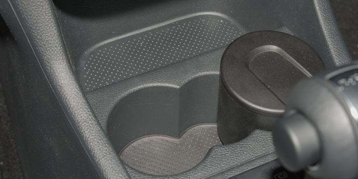 Škoda Fabia RS - Platz für große und kleine Dosen
