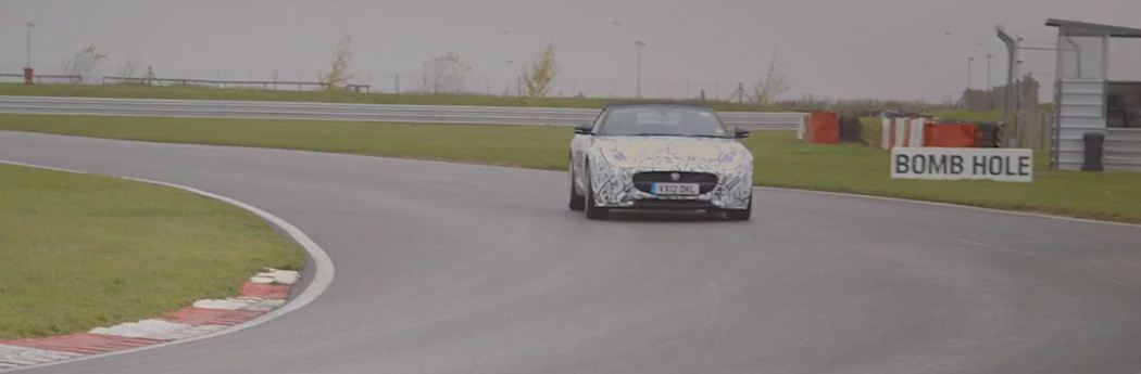 Jaguar F-Type Sound