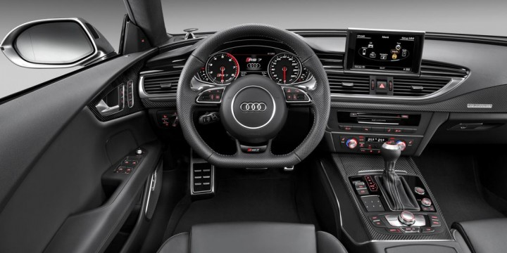 Audi RS7 Interieur